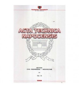 Acta Tehnica Napocensis -...