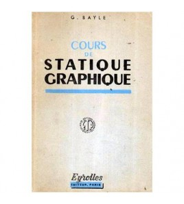 Cours de Statique Graphique