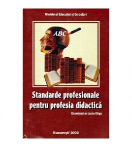 Standarde profesionale...