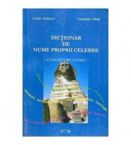 Dictionar de nume propii...