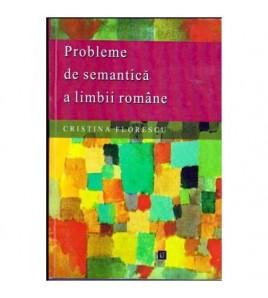 Probleme de semantica a...