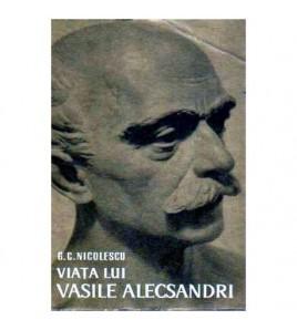 Viata lui Vasile Alecsandri