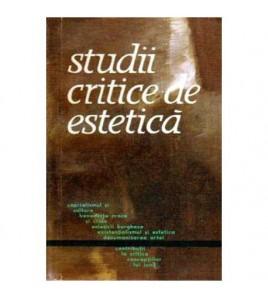 Studii critice de estetica