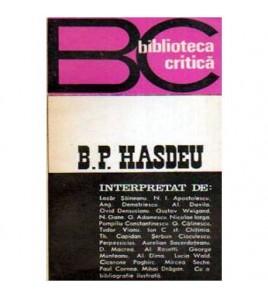 B.P. Hasdeu - interpretat de: