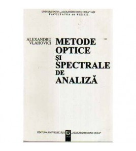 Metode optice si spectrale...