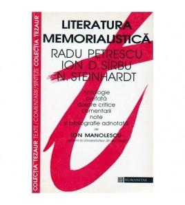 Literatura memorialistica -...