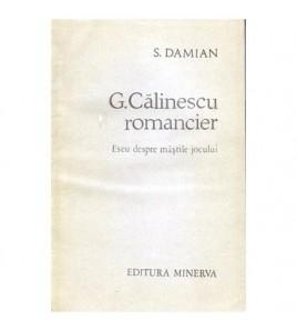G. Calinescu romancier -...