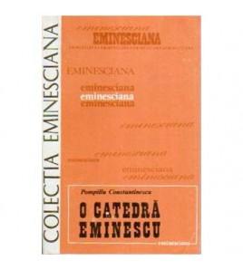 O catedra Eminescu