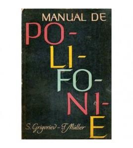 Manual de polifonie