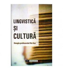 Lingvistica si cultura....