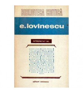 E. Lovinescu - interpretat de: