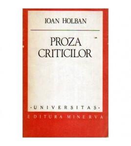 Proza criticilor (Lovinescu...