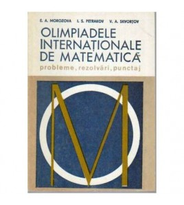 Olimpiadele internationale...
