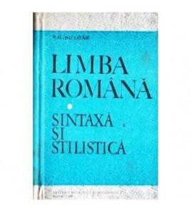 Limba Romana - Sintaxa si...