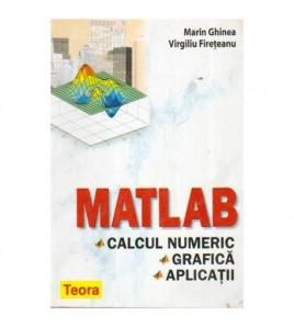 Matlab. Calcul numeric:...