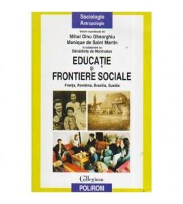 Educatie si frontiere...