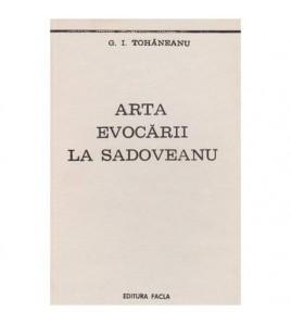 Arta evocarii lui Sadoveanu
