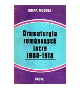 Dramaturgia romaneasca...