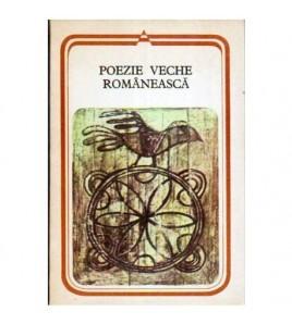 Poezie veche romaneasca