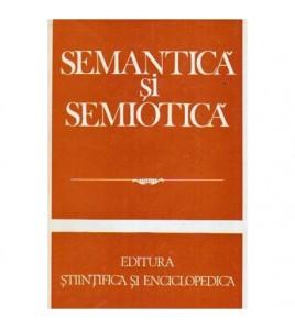 Semantica si semiotica