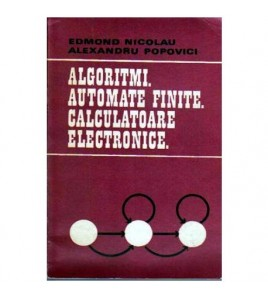 Algoritmi, automate finite....
