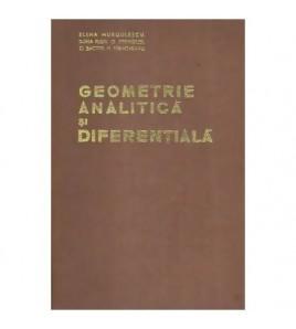 Geometrie analitca si...