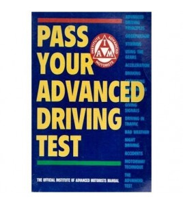 Pass your advanced driving...